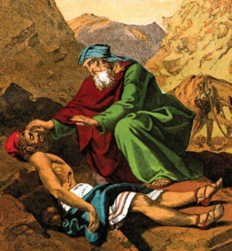 Jesus was not the first to use parables. In II Samuel 12:1, we find the prophet
