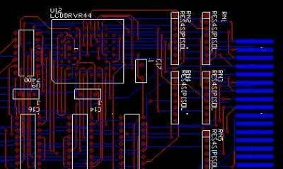 final model of the PCB is often referred to as the Artwork. Routing the PCB using