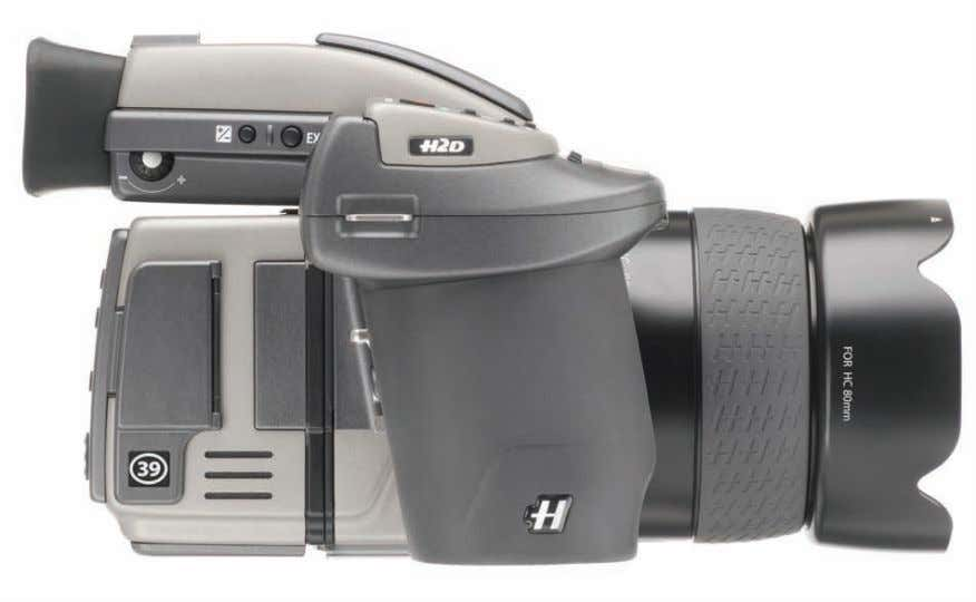 Stuff We Can't Wait to Get Our Mitts On D Mega Megapixels the H2D-39 ($29,995, www.hasselbladusa.com)