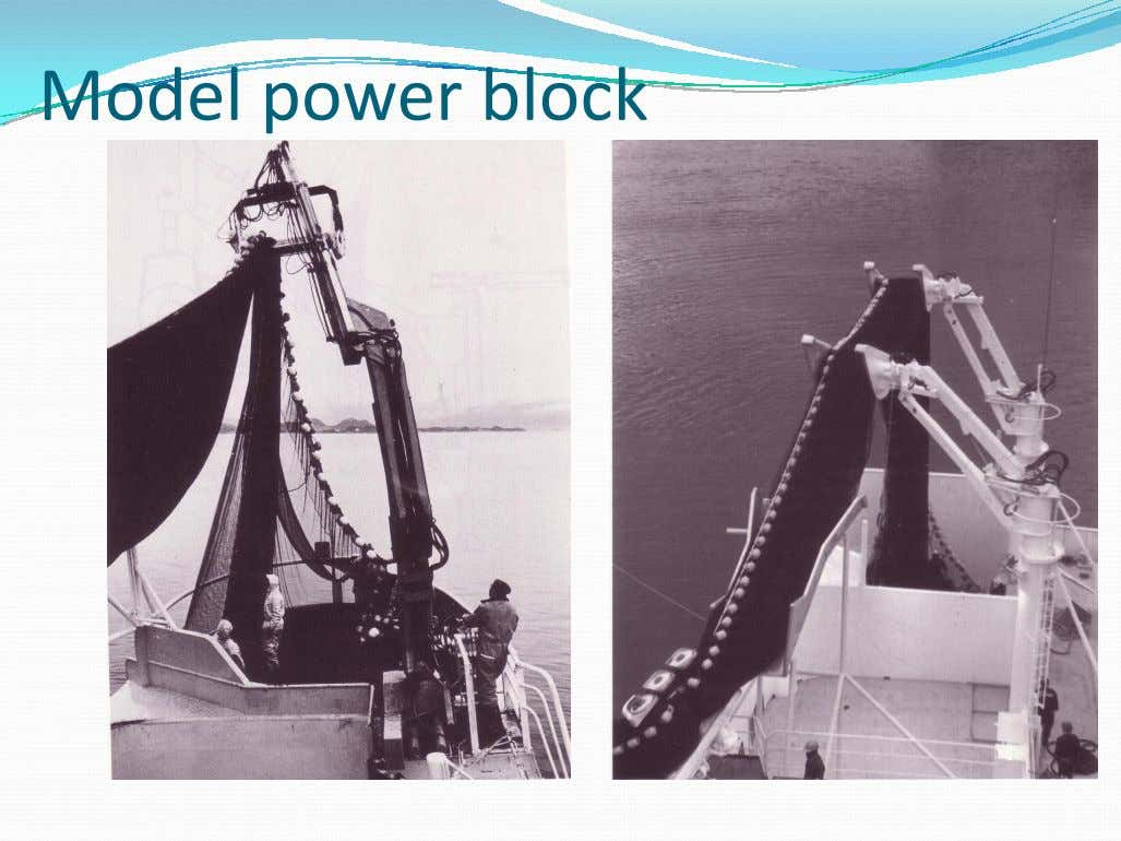 Model power block
