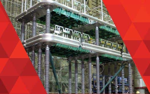 HVDC-Diamond® System Brilliant Your trusted point-to-point connection to all facets of VSC HVDC The leader