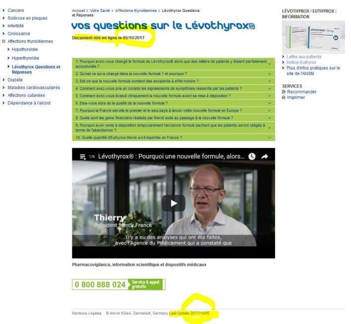 document a été mis en ligne le … 5 octobre 2017 » . Licence copyleft BY