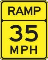 California Manual for Setting Speed Limits Signs used for a minimum speed limit may be placed
