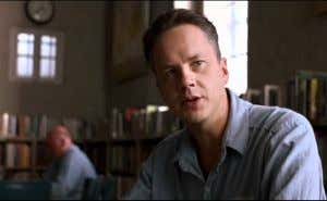 Heywood Brooks Hatlen Andy Dufresne Red Warden Norton Bogs Byron Hadely © eslmovielesson.com 2016 - 5