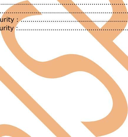 Manage field-level security For View Field level Security : Manage Field Level Security : 2 3