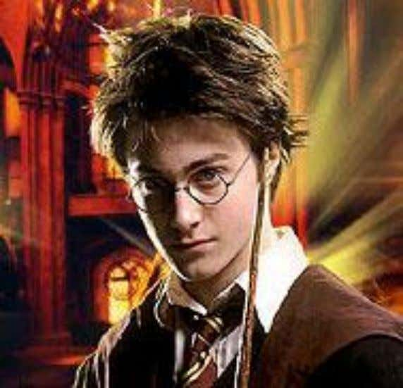 46. exposition (as in a story's plot) Harry Potter