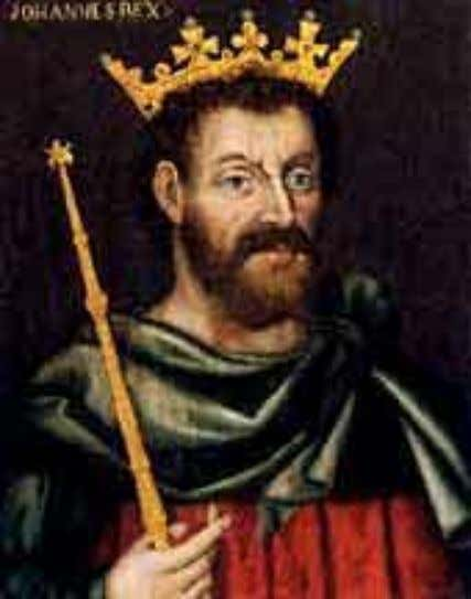 51. history play (as in Shakespeare) King John