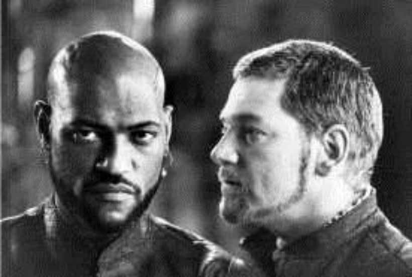110. schema (cont.) Laurence Fishburne from Othello