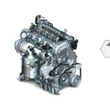 Manual Transmission New 6-speed Automatic Transmission 1.6L U2 CRDi Diesel Engine Max. Power 128 ps /