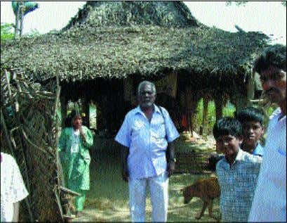 I NDIA U PDATE 30 New Pastors Teach Their Congregations James Manavalan In his younger years,