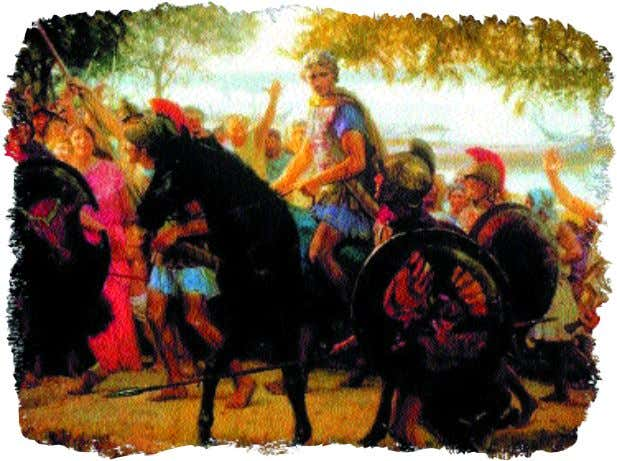 BY DOUG BATCHELOR An Amazing Fact Gordius was a Greek peasant who became king of Phrygia
