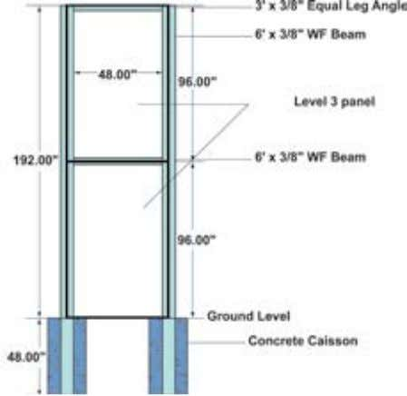 to remove or replace a wall section should the need arise TABLE OF UL STANDARD 752