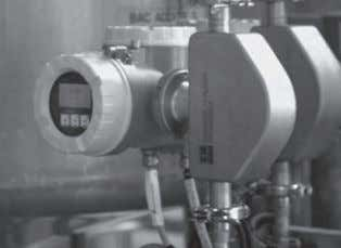 flow rate. Please refer to the Operating Instructions to calculate pressure loss. The Endress+Hauser Maintenance Guide