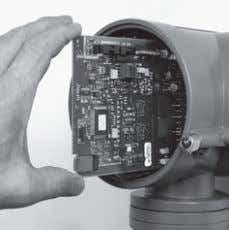 Flow Modular concept All Endress+Hauser flowmeters are based on unified electronics and operating concepts. The modular