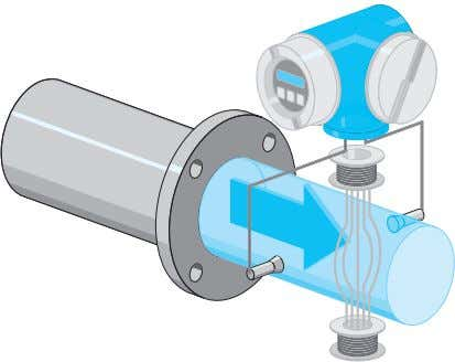 • Outlet run ≥ 2 x DN * EMF: Electromagnetic Flowmeter When installed a short distance