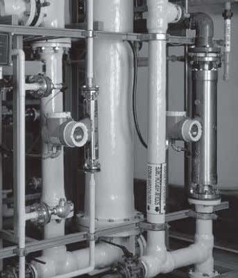 "Flow ""Ensure that cavitation does not occur!"" The Endress+Hauser Maintenance Guide Mass flowmeters Promass series The"