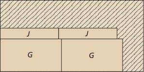 "⁄ 8 "" Glass Panels Also need: 48 "" x 48 "" sheet of #/4"" oak"