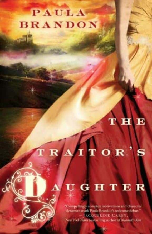 Purchase a copy of THE TRAITOR'S DAUGHTER in paperback or eBook!