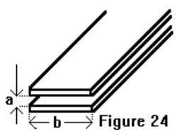 capacitance and inductance per unit length of the line. Resistance. If the medium between the plates