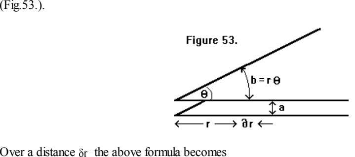 (Fig.53.). Over a distance the above formula becomes