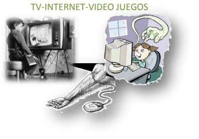 TV-INTERNET-VIDEO JUEGOS
