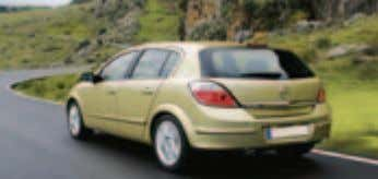Opel Astra Opel Zafira The Irish coastline is packed with secret coves, craggy headlands and