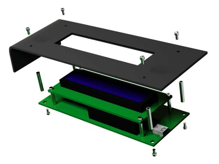 information like spaces between mounting holes, etc. Fig 1.22 Panel Installation schematic © 2004-2009 Sure