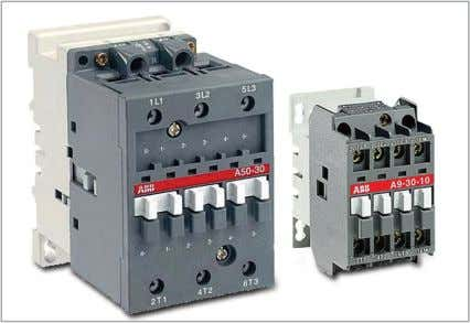 One of the main characteristics of NEMA contactors is their maintainability. Nearly all NEMA contactors (with