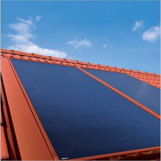 Technical Series Solar technology Reducing heating costs with solar energy
