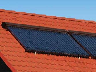 Solar energy is environmentally responsible, free and effective. Particularly if you have a solar heating
