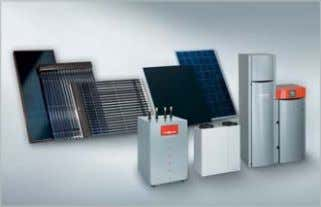 Subject to technical modifications 03/2008 9446 75 0 - 3 GB Energy sources: Oil, gas, solar,