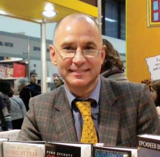 And, increasingly, readers of fiction in Russia are women, Sergei Makarenkov, general director of Ripol Classic