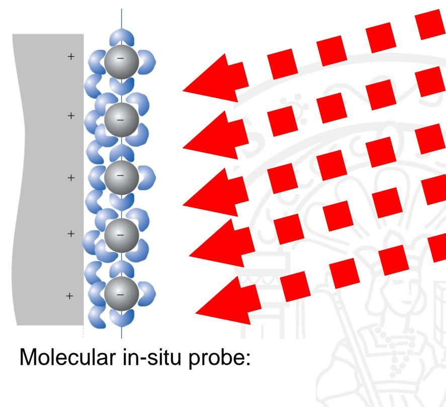 Molecular in-situ probe: