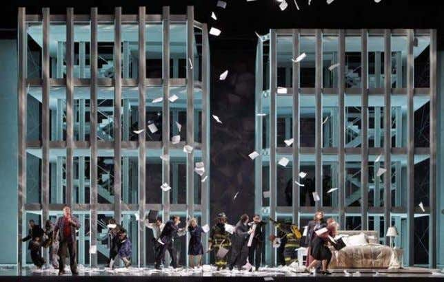 'Heart of a Soldier' September 11, 2011 | 4:00 pm San Francisco Opera has done its