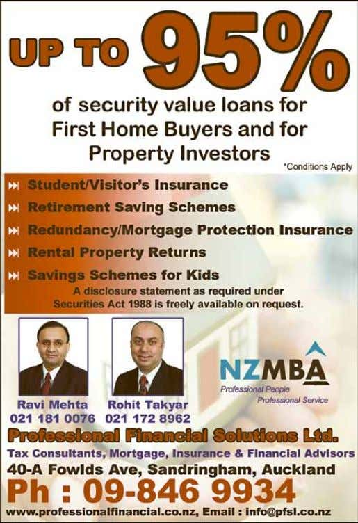 NZ taxi federation: Direct credit donations to 03-0175-0228509-00. 2 Indian Weekender | February 12, 2010 |
