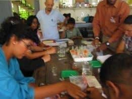 Teaching and Learning Materials on Microscience Experiments Funded by UNESCO in collaboration with the Ministry of