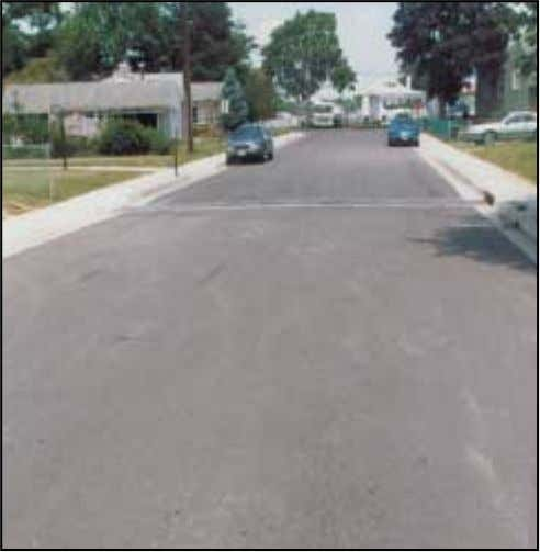 PARKING LOTS, RESIDENTIAL OR LIGHT DUTY STREETS, STORAGE AREAS SUBGRADE Subgrade soils must be evaluated to