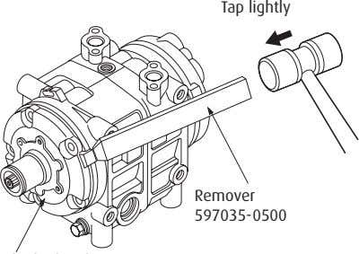 Tap lightly Remover 597035-0500