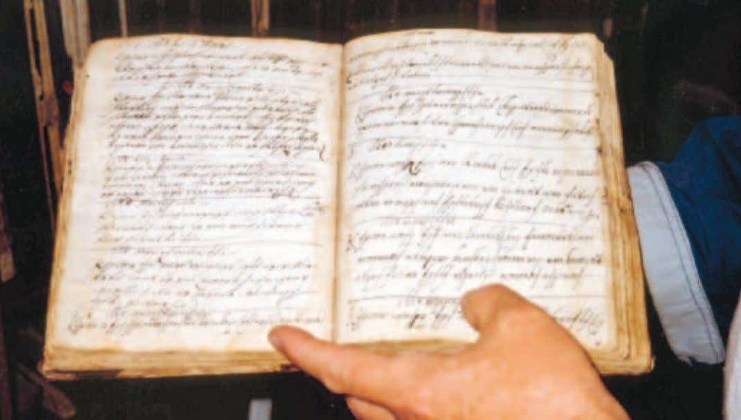The Franciscan monastery Kraljeva Sutjeska has an extensive book collection. The restoration of the Handanija