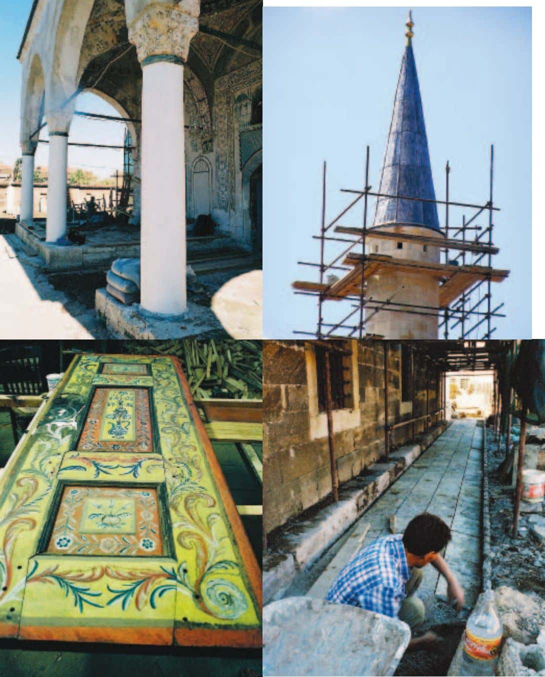 27 Cultural Heritage – Reconciliation • Reconstruction • Hopes for the Future