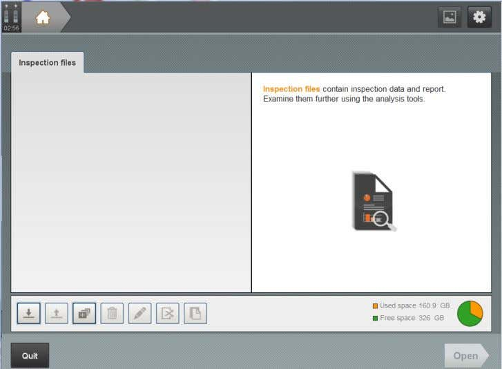 "_Viewer. bat"". 2. The CAPTURE viewer Home page is displayed. Ref :CAPTURE_INSTALLATION_GUIDE_how_to_install_Viewer_US-A"
