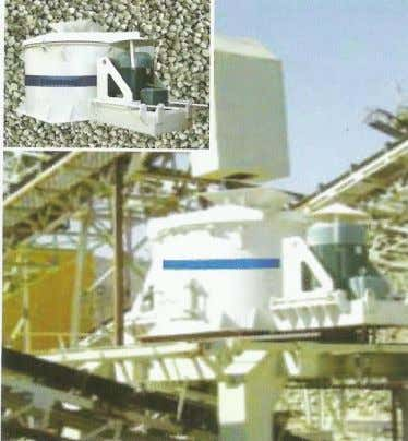| 23 Figure-6: Grizzly Feeder Figure-7: Jaw Crusher Figure-8: Vertical Shaft Impact Crusher Figure-9: Vibrating