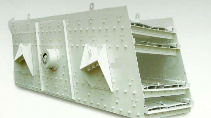 Jaw Crusher Figure-8: Vertical Shaft Impact Crusher Figure-9: Vibrating Screens Building Materials &