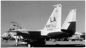 cadre ro be assigned ro rhe F-15 ar Luke AFR and moved my F-15B 76-0139, marked