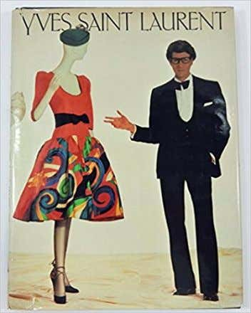 "-Verkaufe das Buch "" Yves Saint Laurent"" von Yves Saint Laurent, The Metropolitan Museum of"