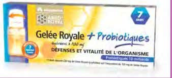 and the ARKOLÉOL line that helps burn and eliminate fat. - In the ARKO ROYAL line:
