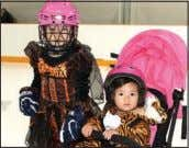 8, 2019 • Strathmore TIMES • Page 3 Halloween on ice The Town of Strathmore hosted