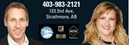 403-983-2121 123 2nd Ave, Strathmore, AB