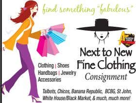 2015 Next to New Fine Clothing Clothing I Shoes Handbags I Jewelry Accessories Consignment Talbots,