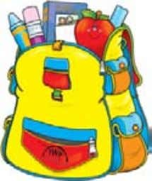 Council (YMCC) Annual Book Bag Drive Registration Students, grades K-12, may sign up at the YMCC